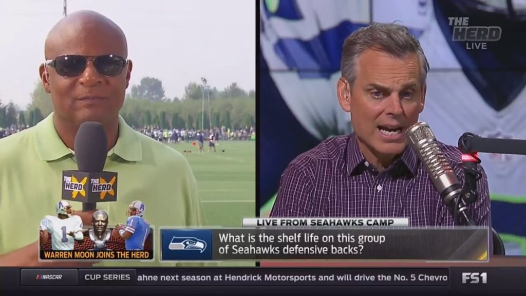 Can the Seahawks and Wilson bounce back this season! Do they have locker room problems!  The Herd 