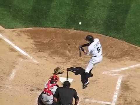 Ichiro Suzuki Seattle Mariners 2006 MLB Game at Bat