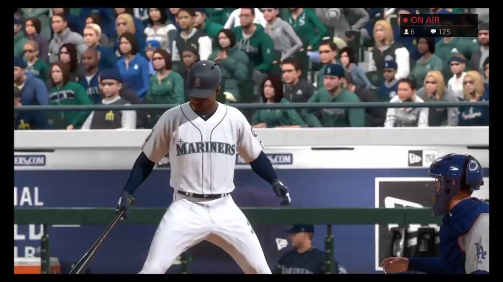 MLB The Show 17 Give Away!!! Dodgers @ Mariners Game 5!! Kershaw Vs Paxton rematch