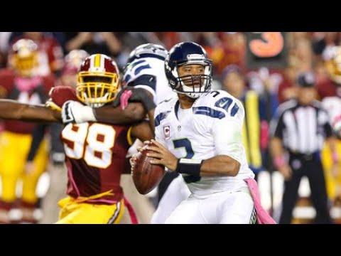 2014 – Week 5: Seattle Seahawks vs. Washington Redskins highlights