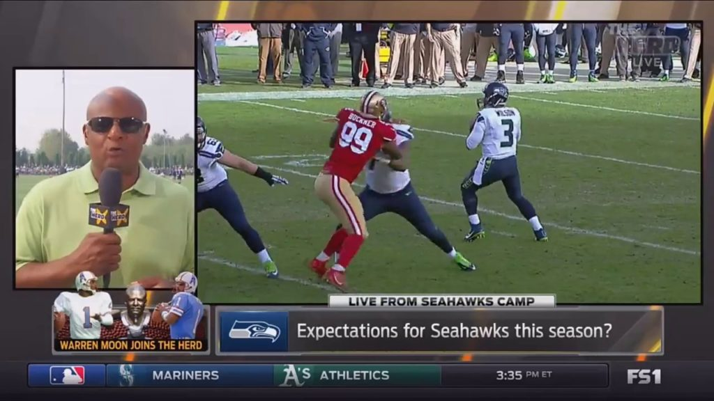 Can the Seahawks and Wilson bounce back this season?! Do they have locker room problems?!  The Herd 