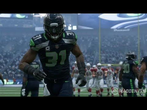 Top 5 Safety Ratings of Madden NFL 18: 2 From Seahawk Nation!