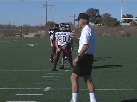 Youth Football Skills and Drills – Running Backs featuring Coach Vern Friedli
