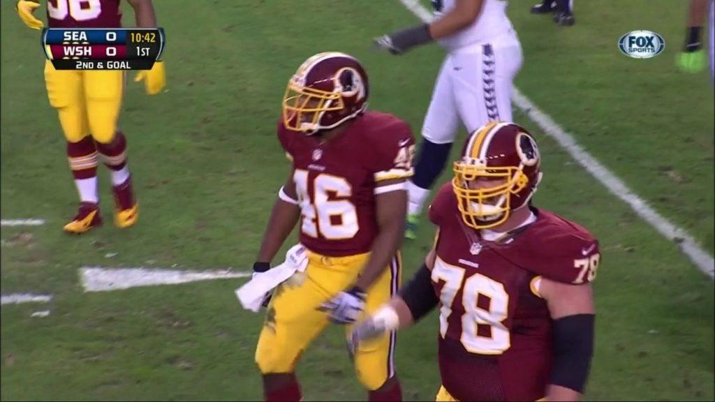 2012 Wild Card Seahawks @ Redskins