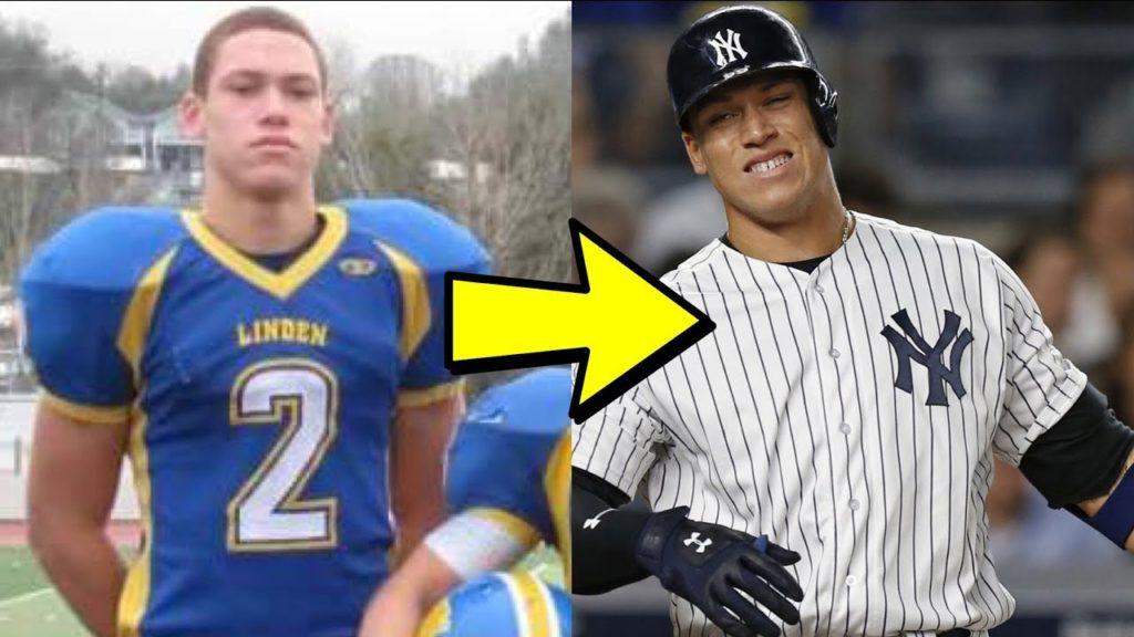 MLB Stars Playing High School or College Football