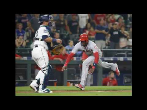 Mike Trout comes through in 9th as Angels beat Mariners 6-3