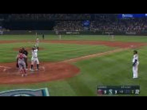Highlight Mariners – Cruz ties game in 8th with two-run home run