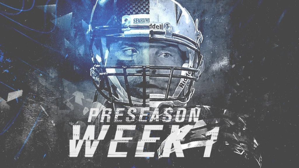 2017 Preseason Week 1: Seahawks at Chargers Trailer