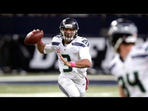 2014 – Week 7: Seattle Seahawks Russell Wilson highlights