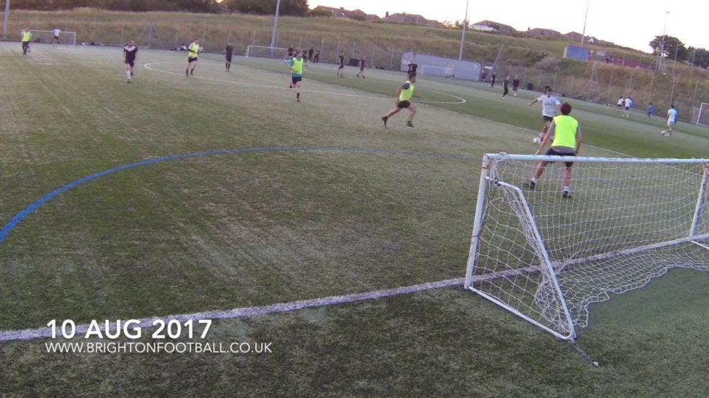 10 Aug 2017 Thur – 6-a-side Social Football Game