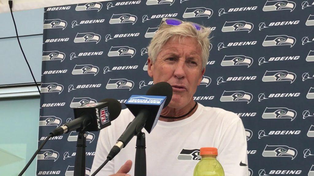Pete Carroll on Eddie Lacy, Thomas Rawls, Seahawks' preseason opener Sunday