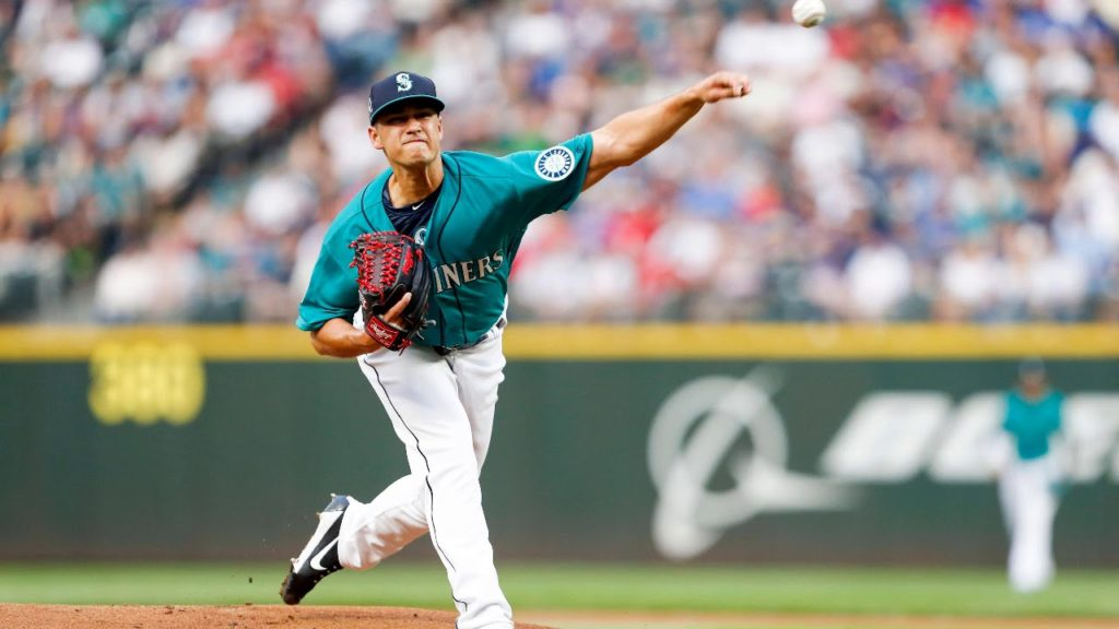 August 11, 2017 / Marco Gonzales / Seattle Mariners