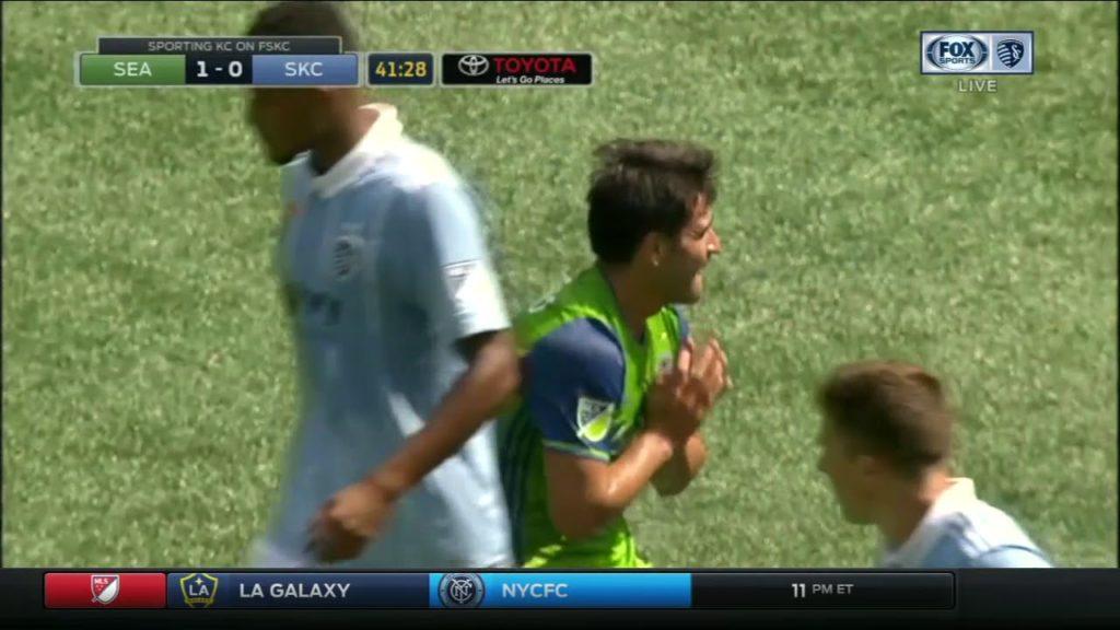 Seattle vs Sporting 1-0 Highlights & Goals ( USA: MLS )