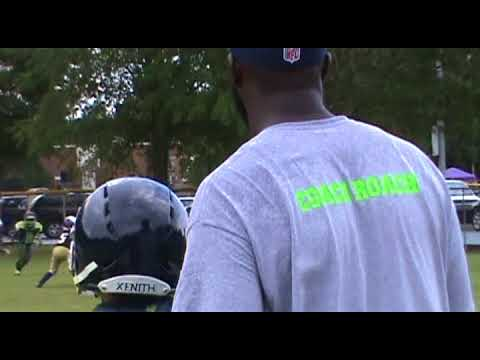 2017 Bill Arp Park   Football Tournment   Seahawks  vs Hornets  Sudden Death