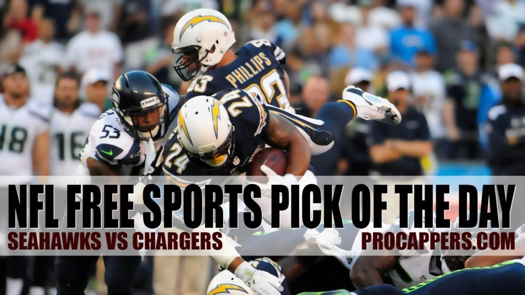 Seattle Seahawks vs San Diego Chargers – NFL Free Pick – 8/13/2017