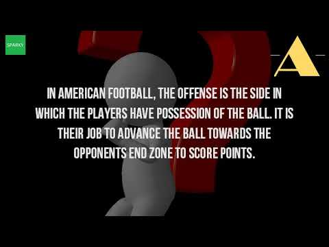 What Is Offense In Football?