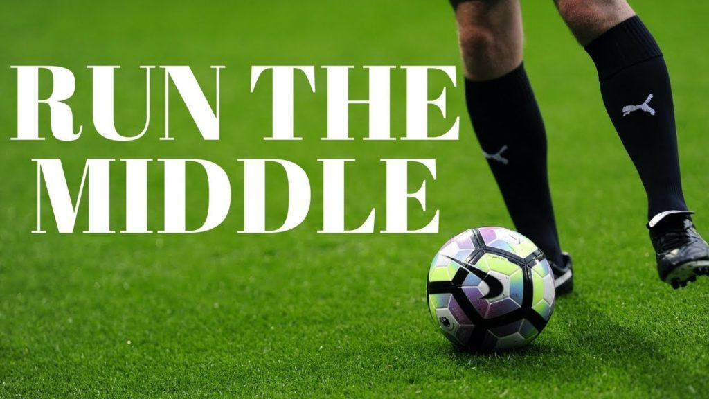 Football Tips For Midfielders – 5 Ways To Run The Middle