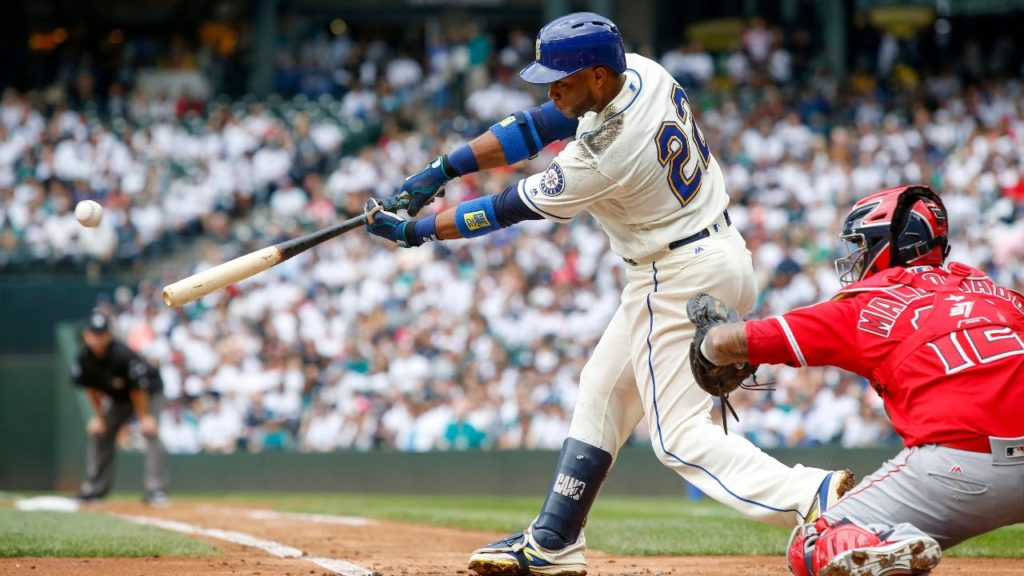 August 13, 2017 / Robinson Cano / Seattle Mariners