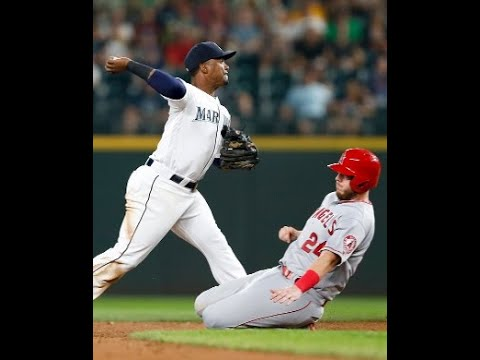Who'll Win a Wild Card Spot-The Angels and Mariners are both just a half game out of the second
