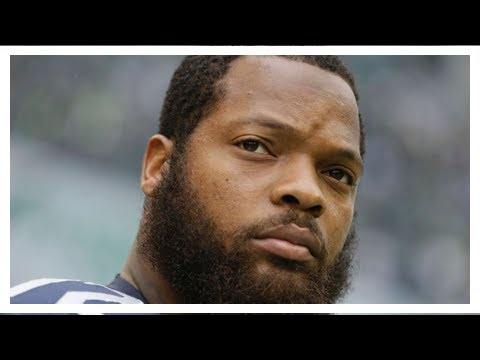 [Sports News] Michael bennett of seattle seahawks stays on bench for anthem