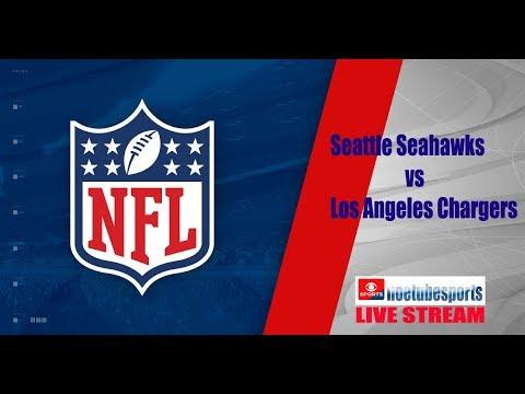 Seattle SEAHAWKS Vs Los Angeles CHARGERS Live Stream Preseason NFL 2017,,,