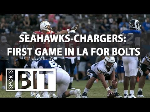 Seattle Seahawks vs Los Angeles Chargers Live Stream 1080p HD
