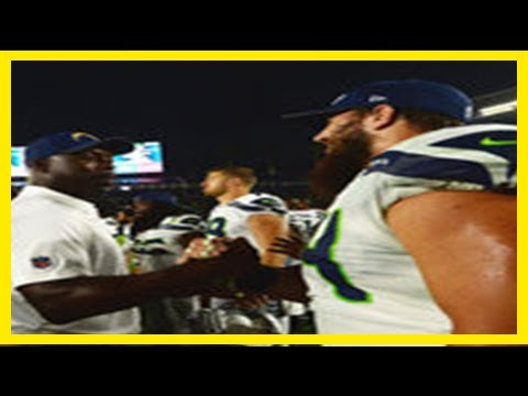 First Take Los angeles chargers lose 48-17 to seattle seahawks on stubhub center debut