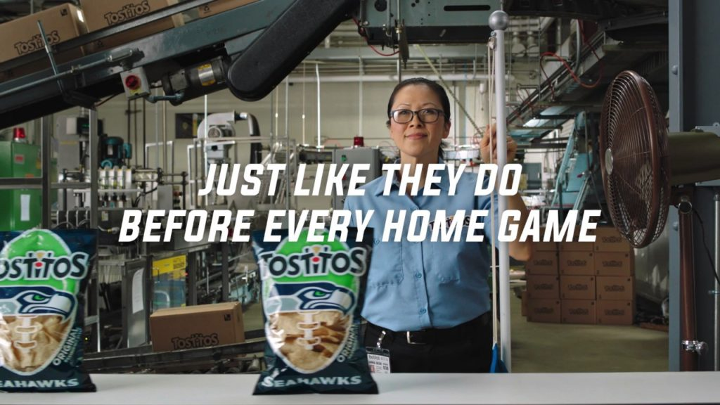 TOSTITOS Lucky Bags – Seattle Seahawks