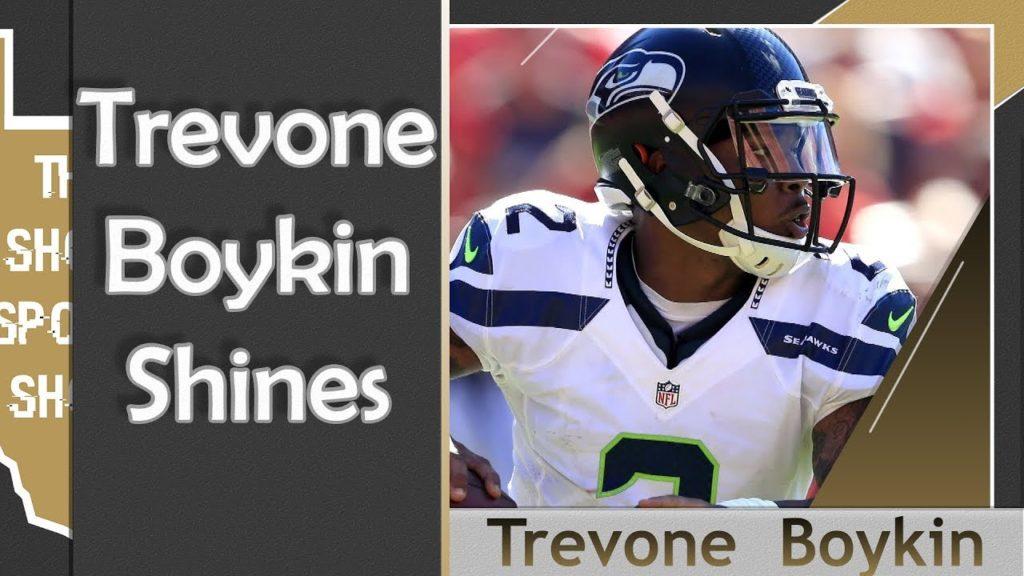 Seattle Seahawks QB Trevone Boykin Lights Up Los Angeles Chargers | NFL Preseason Highlights