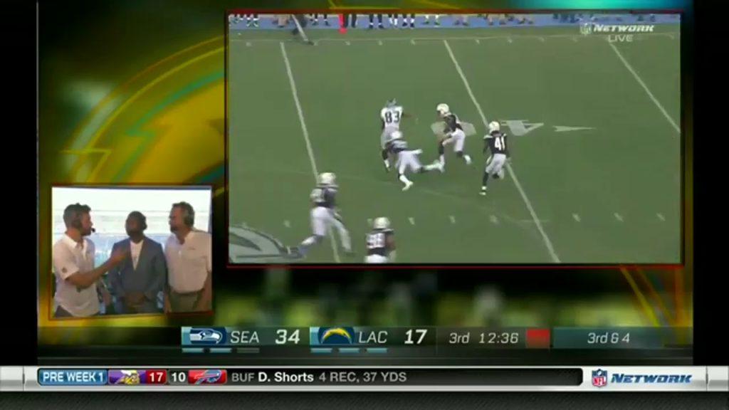 Seattle Seahawks vs. Los Angeles Chargers – NFL 2017 Preseason Replay Full Game