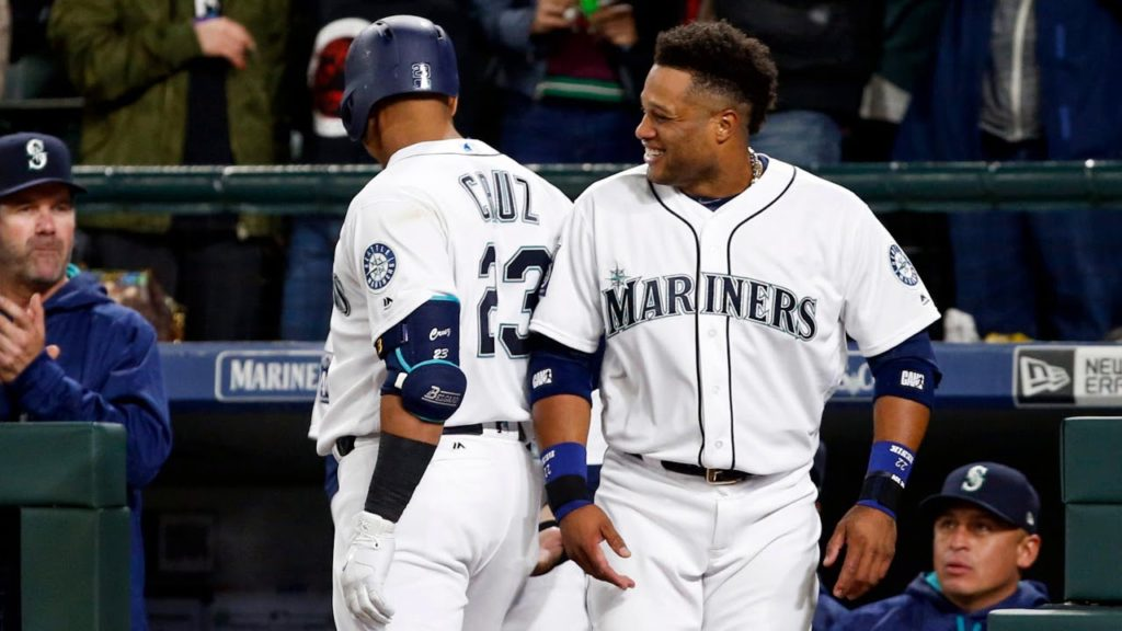 August 14, 2017 / Guillermo Heredia / Seattle Mariners