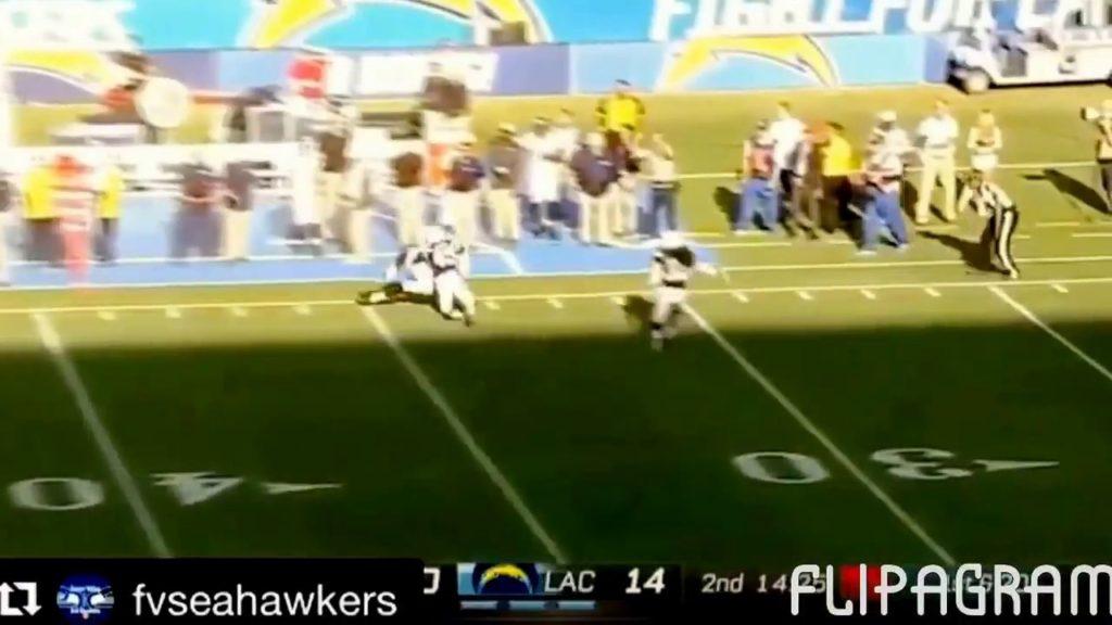 Seahawks vs chargers preseason week1