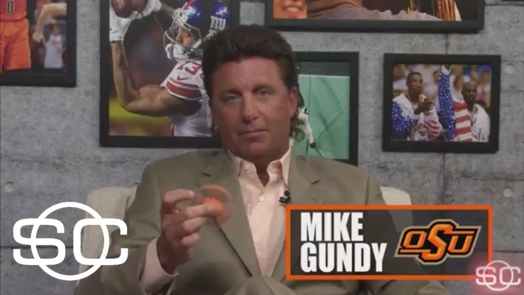 College Football Coaches Play With Fidget Spinners   SportsCenter   ESPN