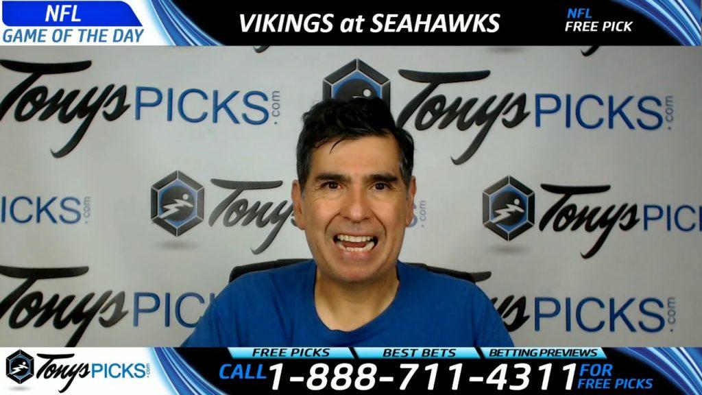 Minnesota Vikings vs. Seattle Seahawks Free NFL Preseason Football Picks and Predictions 8/18/17