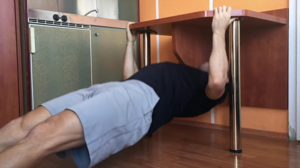 Workout at Home  At-Home Bodyweight Workout for Soccer Players