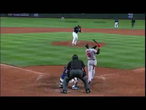 Seattle Mariners Thyago Vieira MLB Debut