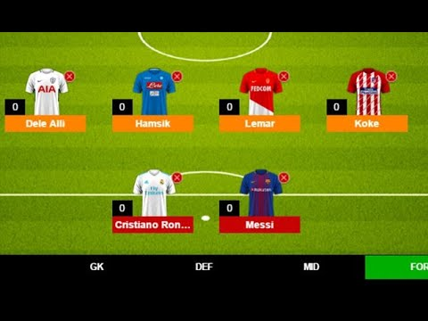 Breaking News 02 – Play MailOnline's European Super League Fantasy Football