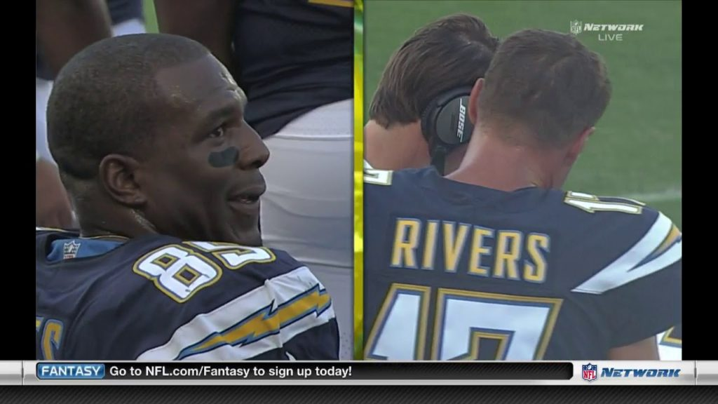 Los Angeles Chargers   Seattle Seahawks 13 08 17