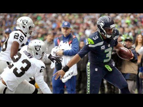2014 – Week 9: Oakland Raiders vs. Seattle Seahawks highlights