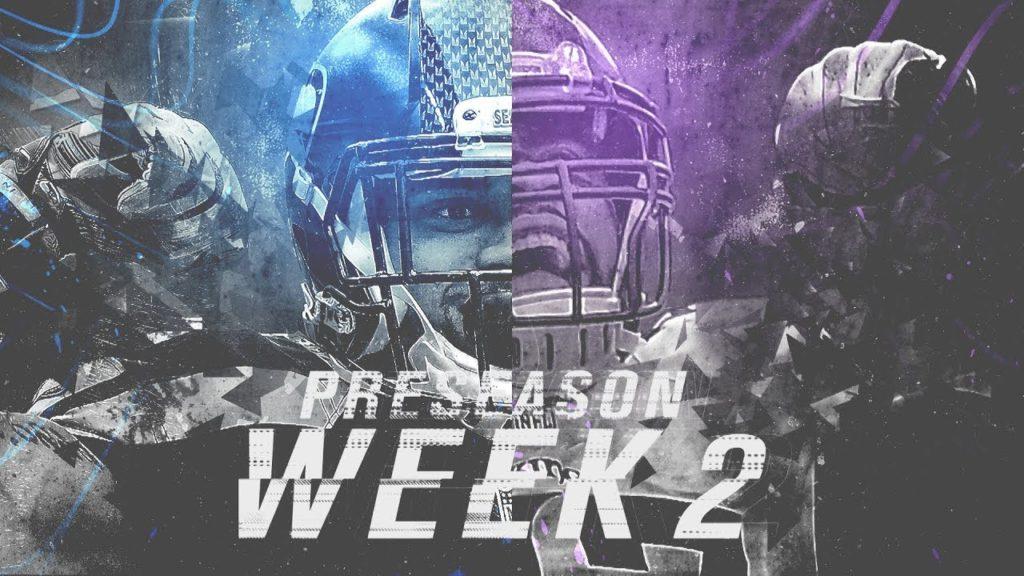 Preaseason Week 2: Seahawks vs Vikings Trailer