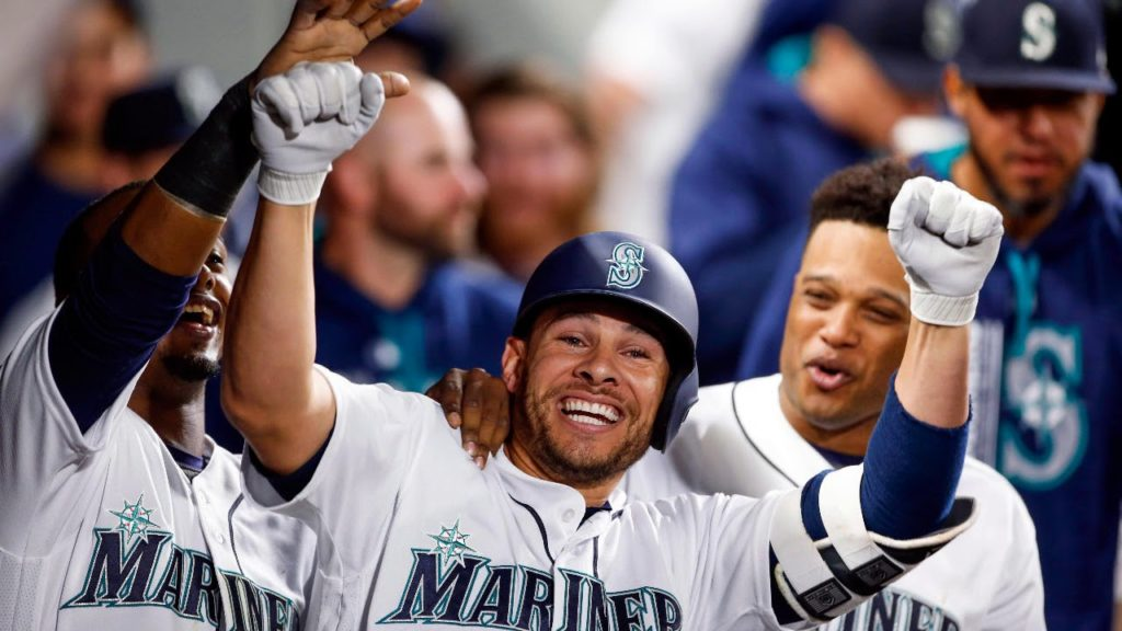 August 16, 2017 / Marco Gonzales / Seattle Mariners