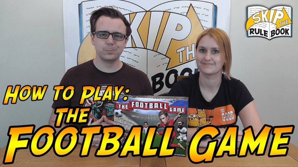 The Football Game- How to Play