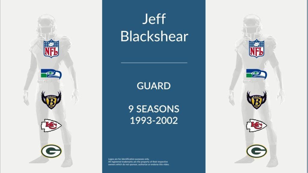 Jeff Blackshear: Football Guard