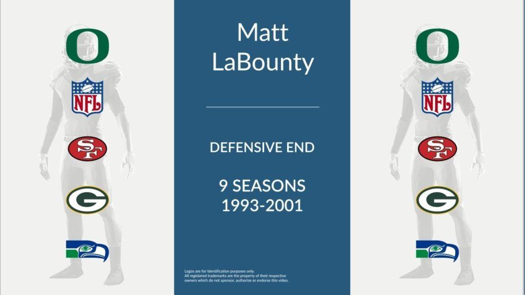 Matt LaBounty: Football Defensive End