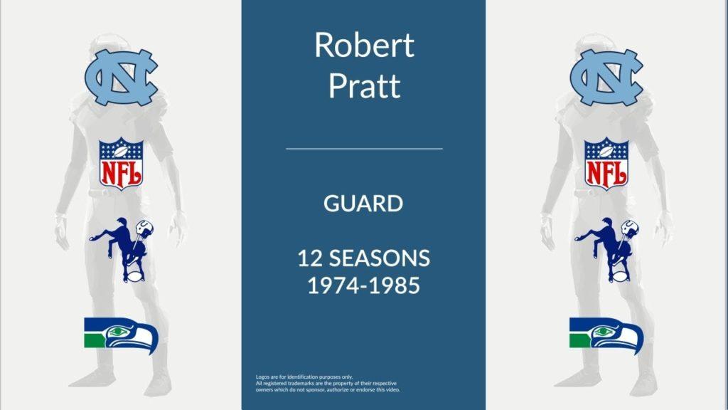 Robert Pratt: Football Guard