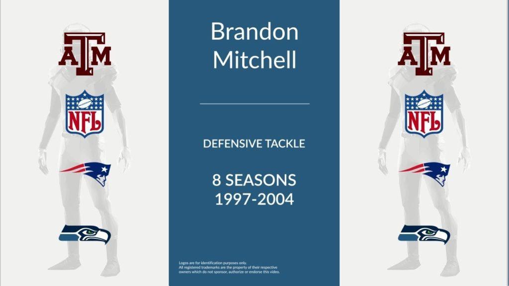 Brandon Mitchell: Football Defensive Tackle