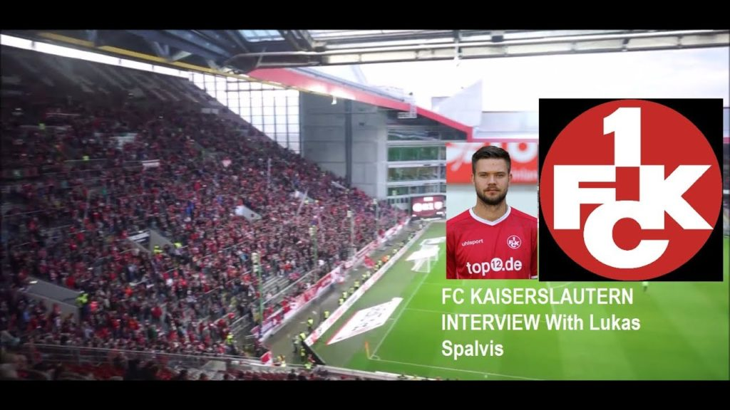 What it is like to play football in the 2nd Bundesliga Lukas Spalvis