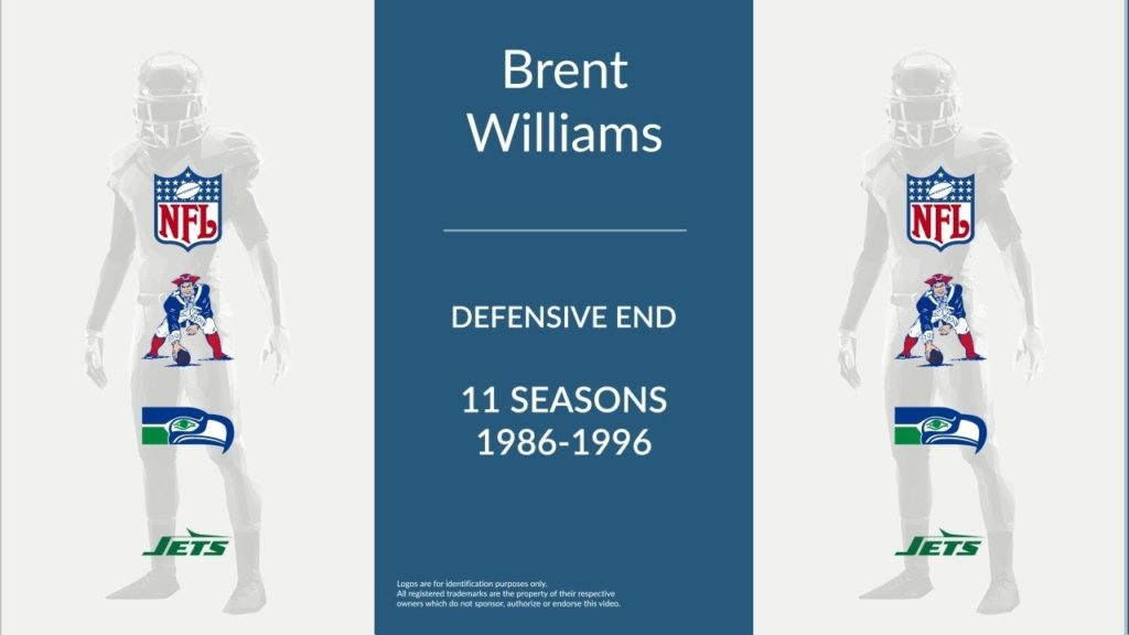 Brent Williams: Football Defensive End