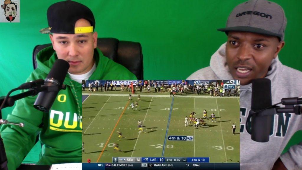 Seahawks vs. Rams | Reaction | NFL Week 5 Game Highlights
