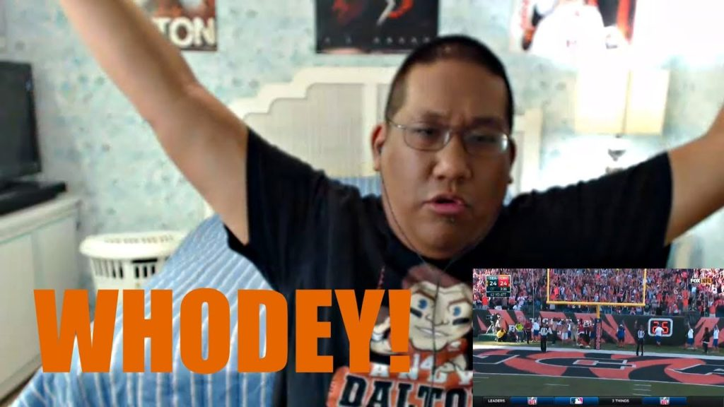 ERIC VLOGS BENGALS REACTS TO CINCINNATI BENGALS VS SEATTLE SEAHAWKS OVERTIME VICTORY HIGHLIGHTS!